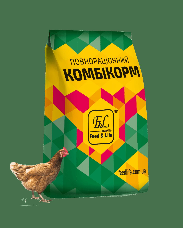зерно для кур несушек купить
